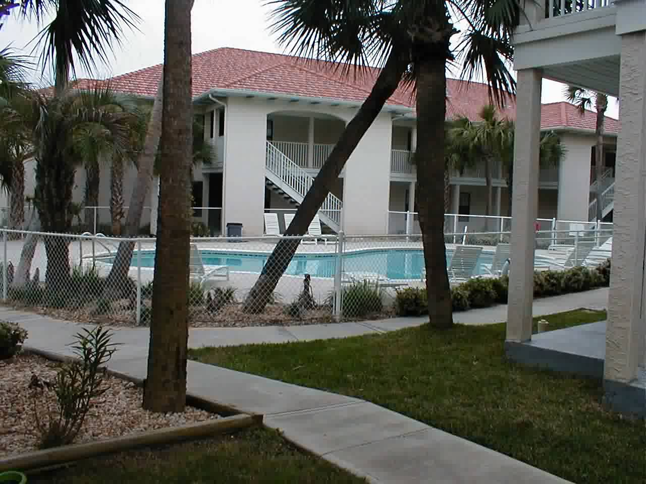 South Pool - Just steps from our units